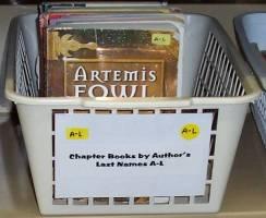 Bookbasket